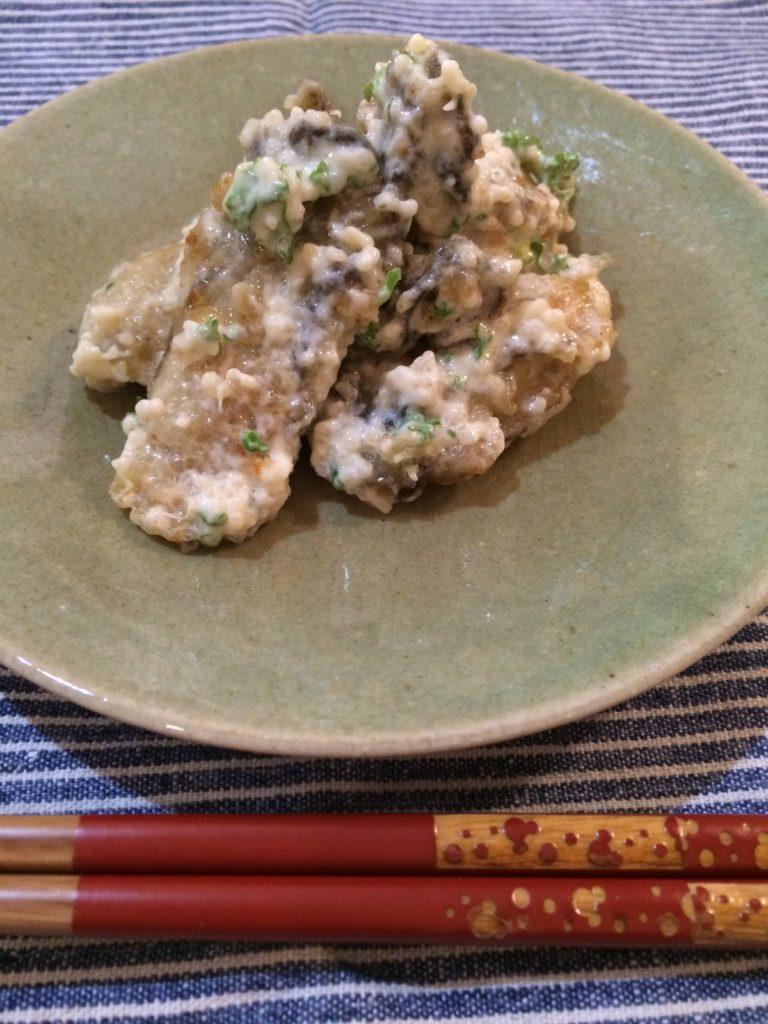 牡蠣マヨあわソース