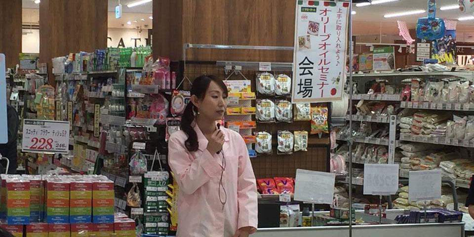 金子あきこ先生セミナー風景